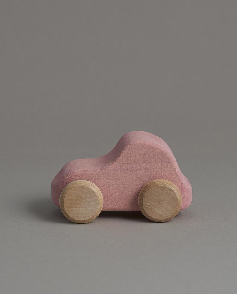 Toy Car - Pink