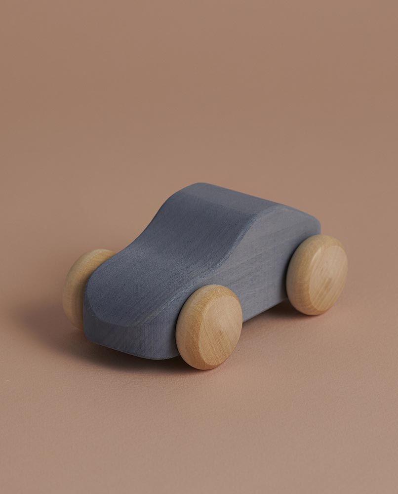Toy Car - Silver