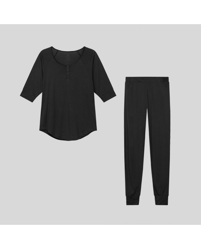 Everyday Pyjamas - Black
