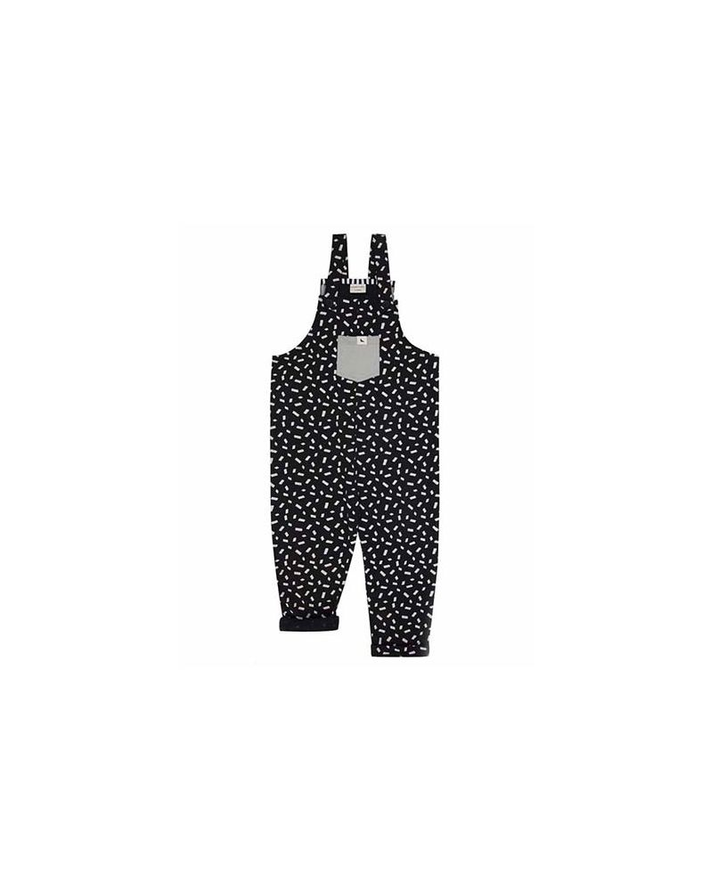 Turtlelove London - EASY FIT DUNGAREES