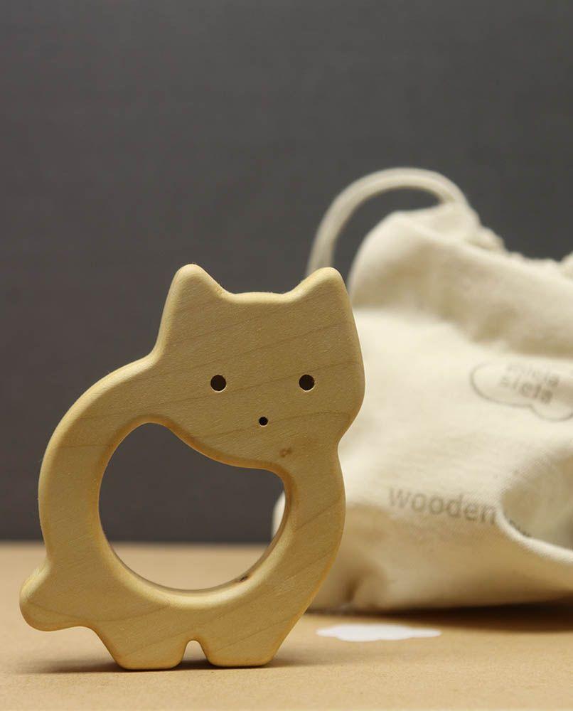 Mielasiela - Wooden Cat