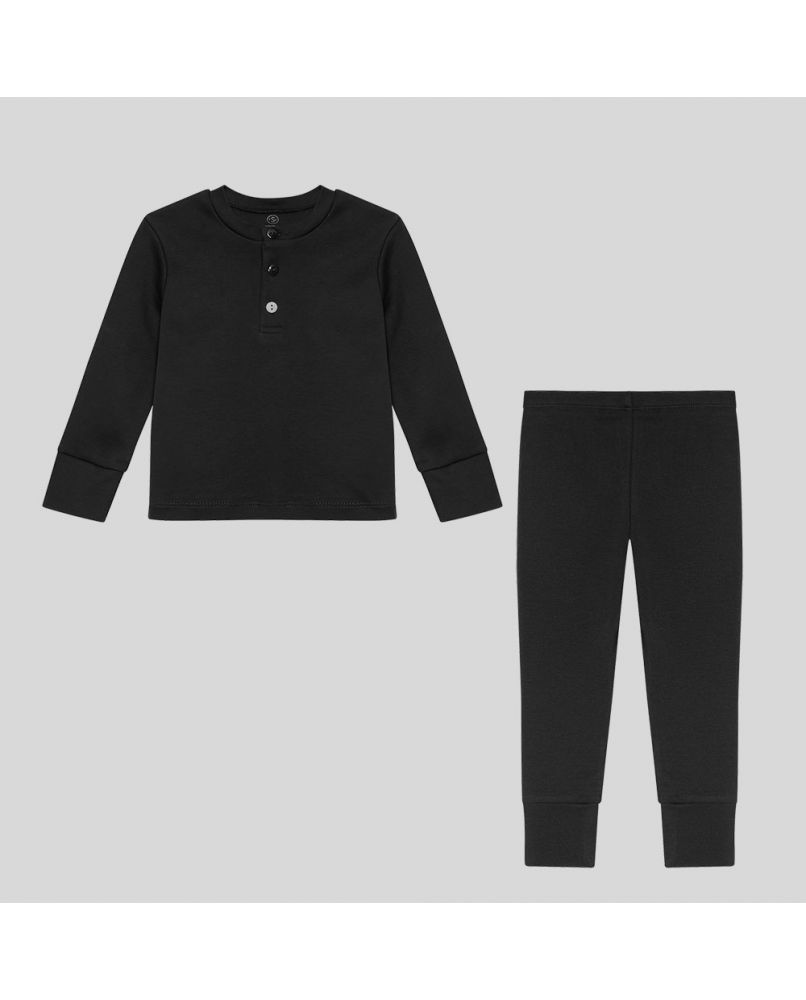 Kids Pyjamas - Black