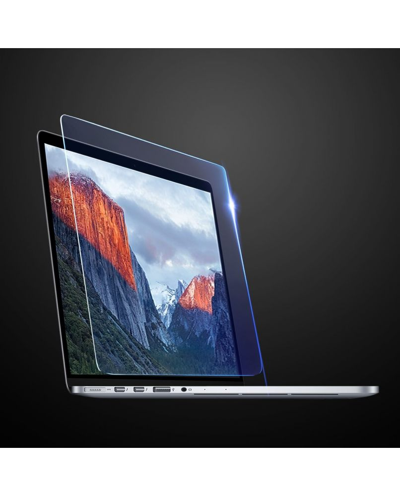 CAPDASE Premium Tempered Glass UT33 MacBook
