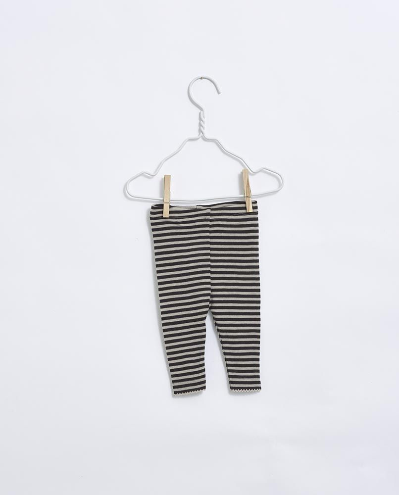 Lilli & Leopold Merino Tights - Stripe
