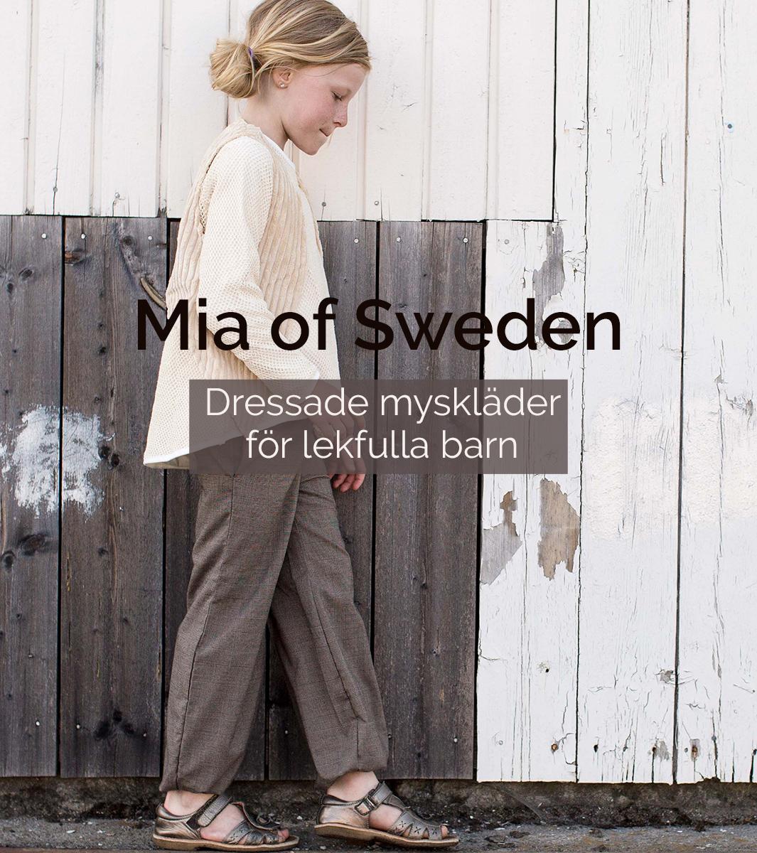 Mia of Sweden